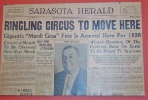 Newspaper Sarasota Herald