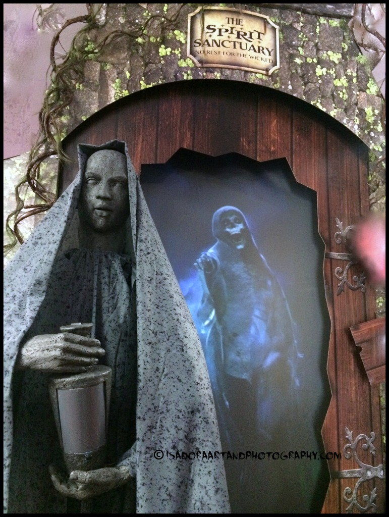 Sign-The Spirit Santuary A.web