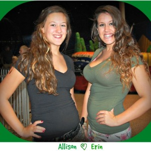 Allison & Erin