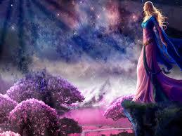 Fairy - Purple