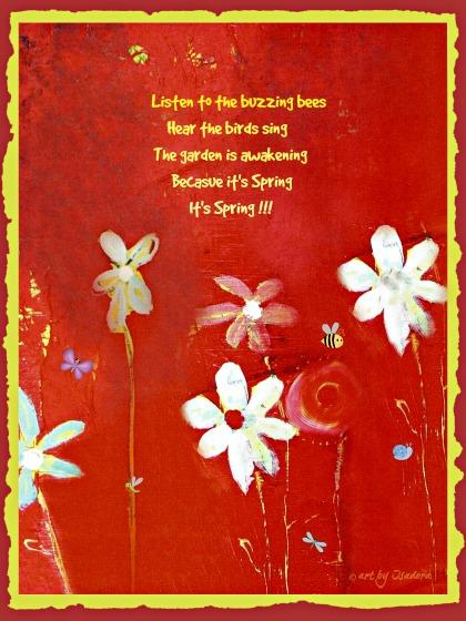 Flowers - It's Spring 560