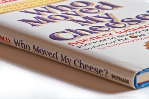 Photo - Book - who-moved-my-cheese