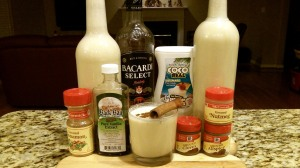 Christmas - coquito ingredients - maxresdefault