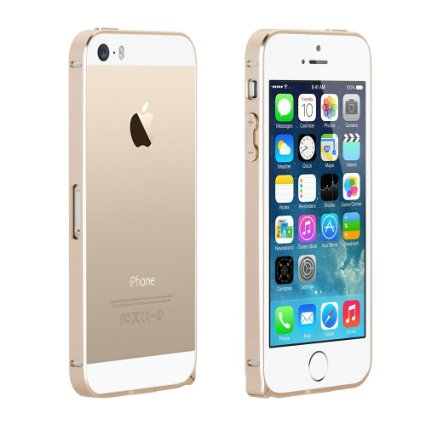 Apple Smart iPhone S5 Gold - 61eJJ0+VXgL._SX425_
