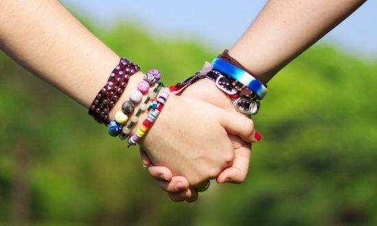 friendships - hands