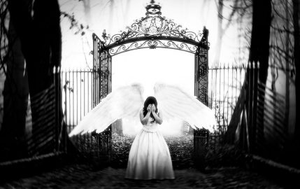 Angel - Pearly Gates