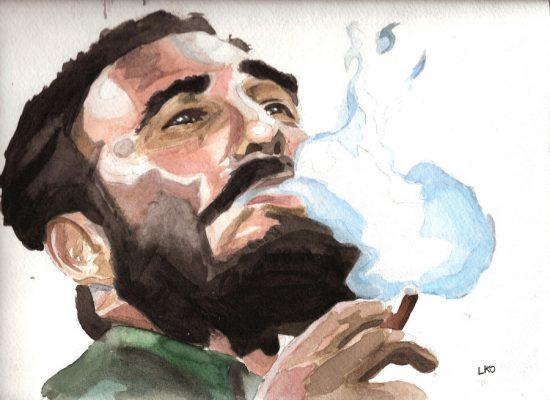 fidel-castro-fidel__s_cigar_by_wrathofthepen-d32mksu