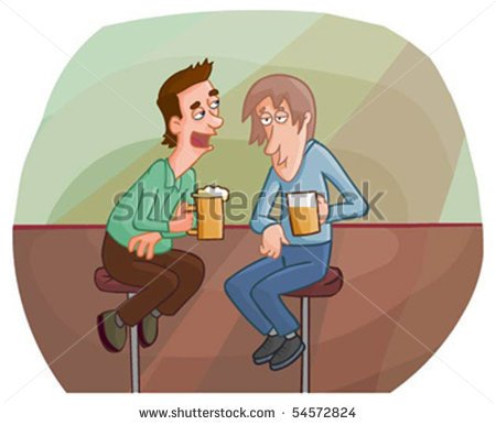 two-guys-in-a-bar-stock-vector-two-cartoon-men-drinking-beer-and-talking-in-the-bar-54572824