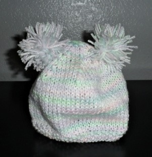 Baby hat for a newborn