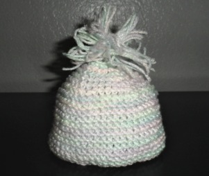 Baby hat for a preemie