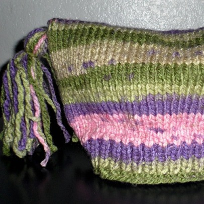 Cat hat - close view