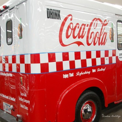 Cola - Delivery Truck